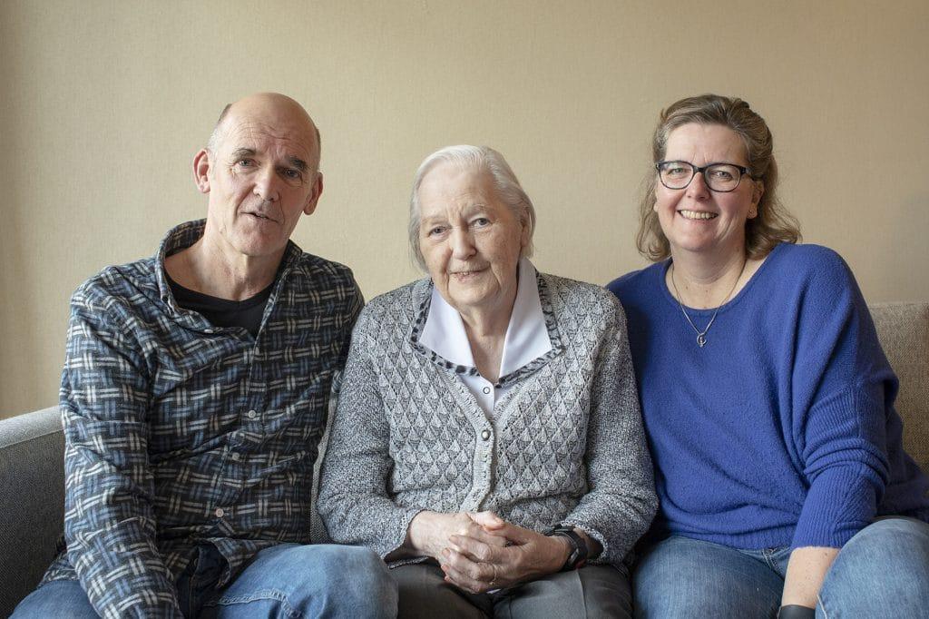 Familie Bangert foto © Claudi Otten