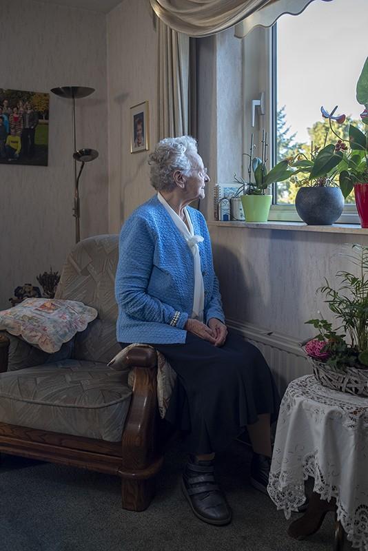 Mevrouw Van Voorst foto © Claudia Otten