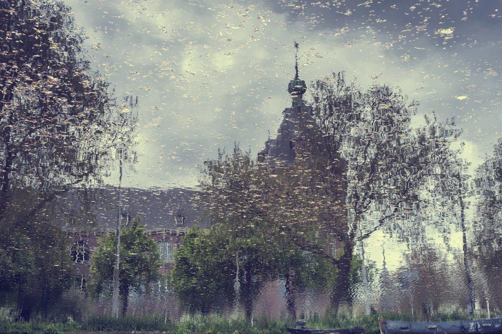 reflectie tropenmuseum Amsterdam